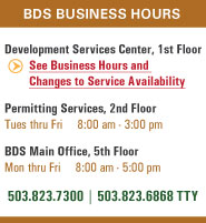BDS Business Hours
